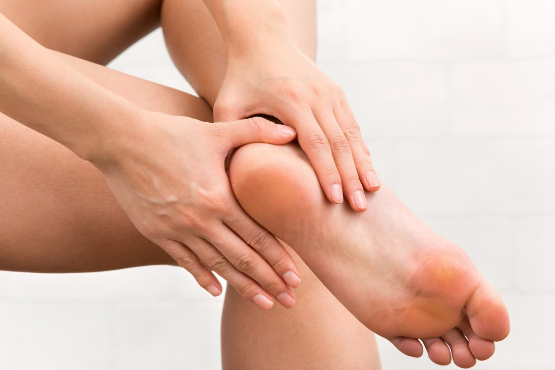 Non-Surgical Heel Pain Treatment in Orange, CT | New England Spine & Disc - heel-pain
